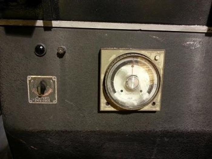 KH HUPPERT Model 12DFMPC1F Furnace Type ST, 2000 degree