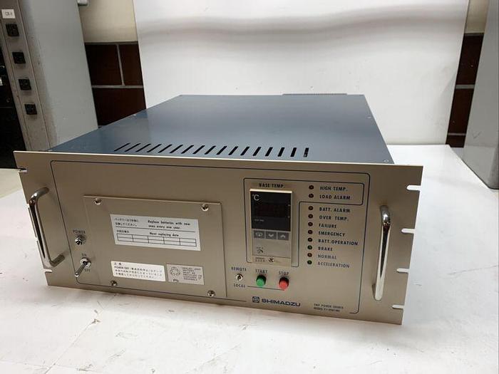 Used Shimadzu TMP-2001-LME Turbo Molecular Pump EI-2001ME Power Supply *Warranty*