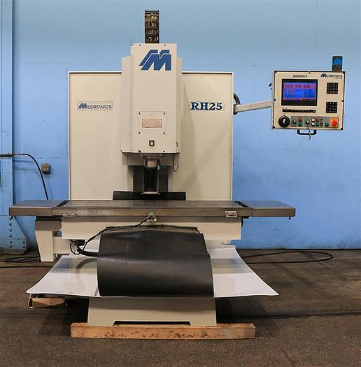 Used 2000 Milltronics Partner RH25