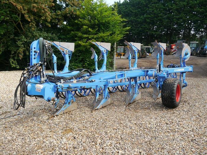 Used Lemken Juwel 8 5 Furrow Plough