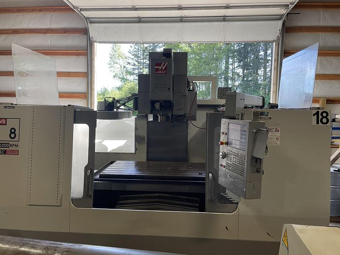 Used 2007 Haas VR8   5-AXIS