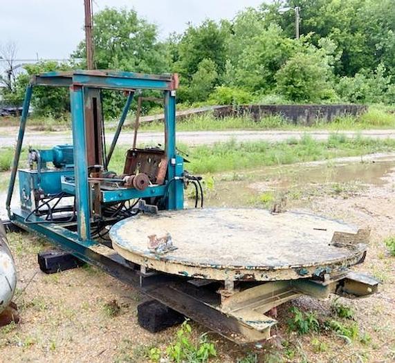 Used NPC Coring Machine
