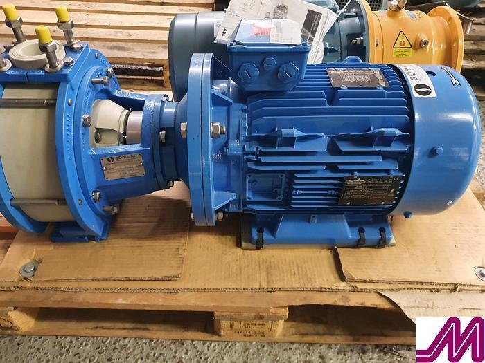 2016 Someflu HMP 80-50-200 Magnetic Drive Pump