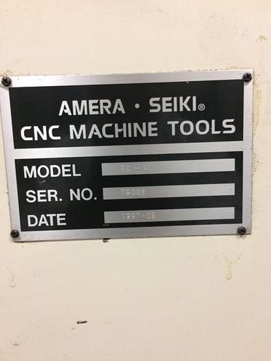 1997 Amera Seiki TC-4L