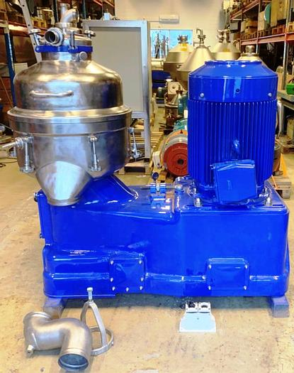 Used Alfa Laval separator, type FEUX412T-31C