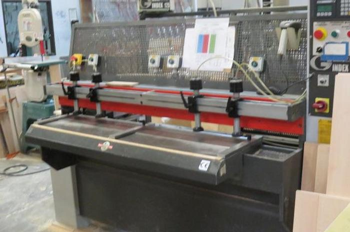 Gannomat Index 125 Boring Machine