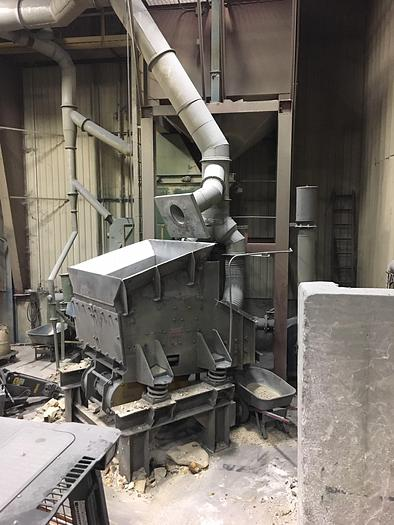 Used 2001 GENERAL KINEMATICS VM-64 SAND RECLAIM SYSTEM