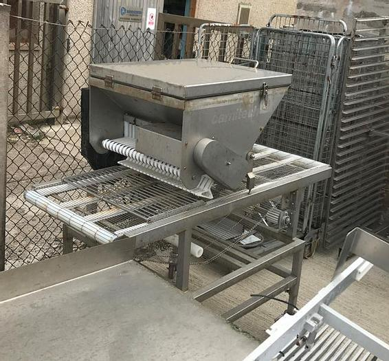 Used CARNITECH SALTING MACHINE