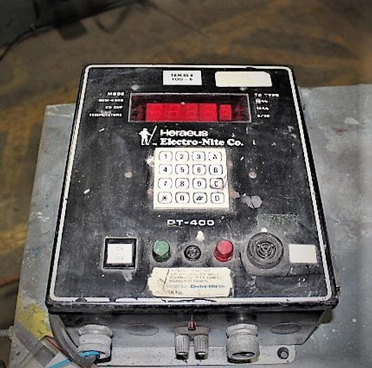 ELECTRO NITE PT 400 RECORDER