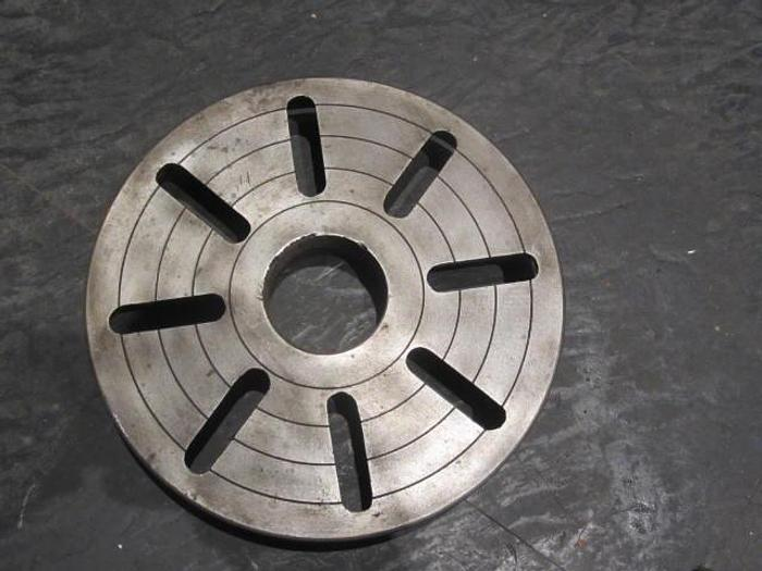 """Used Face Plate Face plate with 2"""" internal thread"""