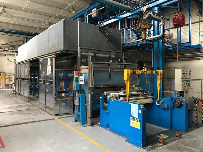 (PM0-53) - Paper Machine for special paper grades