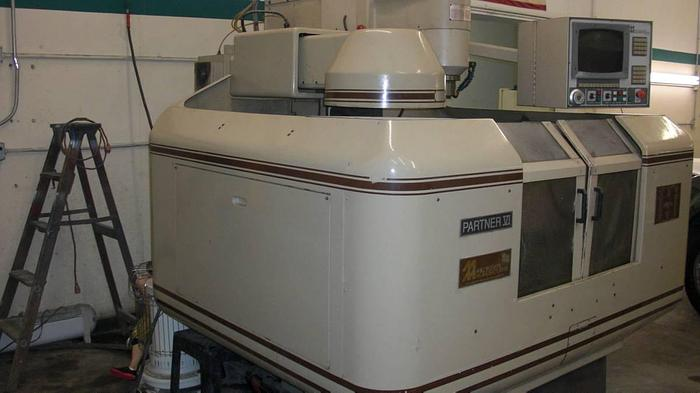 Used Milltronics Partner VI
